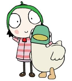 sarah-duck