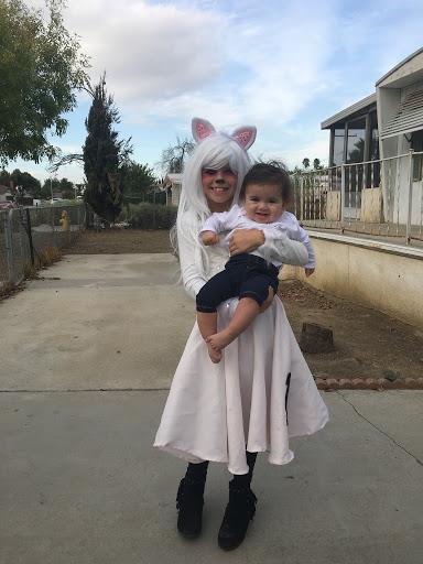 Halloween (before)
